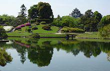 後楽園(岡山県岡山市北区)